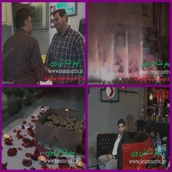 مراسم نورافشانی کافه رستوران من،در شب عید بزرگ غدیر خم